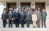 "Military attaches of foreign countries in Azerbaijan visit Military Lyceum named after Jamshid Nakhchivanski <span class=""color_red"">[PHOTO]</span>"