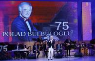 "Polad Bulbuloghlu turns 75 <span class=""color_red"">[PHOTO/VIDEO]</span>"