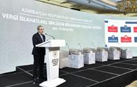 Azerbaijan's tax revenues exceed forecasts by 4.9 pct