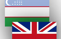 Uzbekistan, UK mull ehancing trade, economic, investment co-op