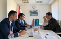 "Azerbaijan, Hungary mull co-op in small, medium-sized businesses <span class=""color_red"">[PHOTO]</span>"