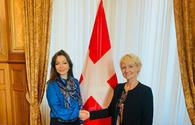 """Azerbaijani ambassador meets with president of National Council of Swiss Confederation <span class=""""color_red"""">[PHOTO]</span>"""