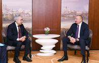 "President Ilham Aliyev meets Executive Director of Int'l Energy Agency in Munich <span class=""color_red"">[UPDATE]</span>"