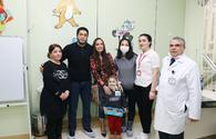 "Leyla Aliyeva visits National Oncology Center <span class=""color_red"">[PHOTO]</span>"