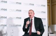 Ilham Aliyev: Yerevan always disrupts negotiations in decisive moments
