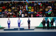 "Winners at FIG World Cup in Trampoline Gymnastics &amp; Tumbling awarded in Baku <span class=""color_red"">[PHOTO]</span>"