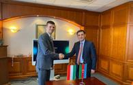 Azerbaijan, Hungary to cooperate in energy, transportation