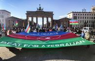 Azerbaijanis to hold Karabakh Rally in Berlin