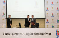 Football Federation, SMEs agency to cooperate within UEFA EURO 2020