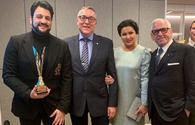 "Yusif Eyvazov shines in Vienne <span class=""color_red"">[PHOTO]</span>"