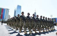 Azerbaijan among top 10 militarized countries