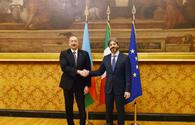 "President Ilham Aliyev meets with President of Italian Chamber of Deputies <span class=""color_red"">[PHOTO]</span>"