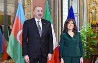 "President Ilham Aliyev meets President of Italian Senate <span class=""color_red"">[PHOTO]</span>"