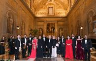 "Rome hosts concert on opening of Year of Azerbaijani Culture in Italy <span class=""color_red"">[PHOTO]</span>"