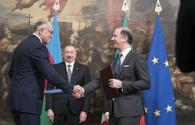 SOCAR, Italy's Snam ink agreement on sustainable energy