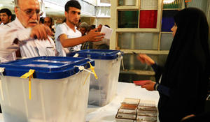 Iran discloses number of stationary polling stations during parliamentary elections