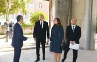 "Ilham Aliyev views building designed to host Azerbaijan Culture Center in Rome <span class=""color_red"">[PHOTO]</span>"