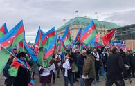 """Pan-European Karabakh rally to be broadcast live <span class=""""color_red"""">[PHOTO]</span>"""