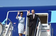 "Ilham Aliyev completes state visit to Italy <span class=""color_red"">[PHOTO]</span>"