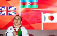 "Azerbaijani athlete wins World Para Powerlifting Cup <span class=""color_red"">[PHOTO]</span>"