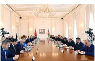 Meeting of Azerbaijan-Turkey High-Level Strategic Cooperation Council held
