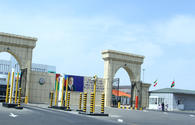 Bilasuvar border checkpoint active on Iranian-Azerbaijani border