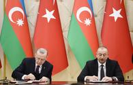 "Azerbaijan, Turkey sign bilateral documents <span class=""color_red"">[UPDATE]</span>"