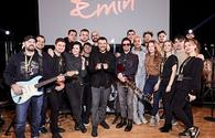 "Emin stuns fans in US and Canada <span class=""color_red"">[PHOTO/VIDEO]</span>"