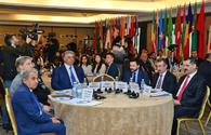 "Int'l Volunteers Forum of Islamic Countries held in Baku <span class=""color_red"">[PHOTO]</span>"