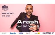 "Arash to perform in Baku <span class=""color_red"">[VIDEO]</span>"