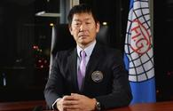 Watanabe hails First VP Mehriban Aliyev for Azerbaijan Gymnastics Federation's success