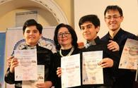 "Winners of World Harmony Contest to perform in Baku <span class=""color_red"">[PHOTO]</span>"