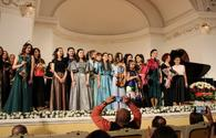 "Women's Day marked at State Philharmonic Hall <span class=""color_red"">[PHOTO]</span>"