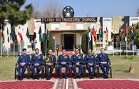 """Azerbaijani pilots complete training in Pakistan <span class=""""color_red"""">[PHOTO]</span>"""