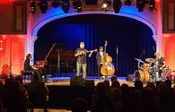 Memory of jazz legend honored in Austria