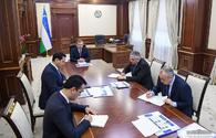 Azerbaijan, Uzbekistan work on projects worth $355 million