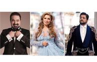 Opera stars to perform in Russia