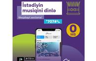 Mobile music with Zvuk becomes unlimited for all Azercell subscribers!
