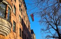 """Azerbaijani Embassy in Sweden appeals to compatriots due to coronavirus <span class=""""color_red"""">[PHOTO]</span>"""