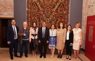"""Azerbaijani carpet weaving art highlighted in Turkey <span class=""""color_red"""">[PHOTO]</span>"""