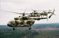Azerbaijan to purchase helicopters from Russia