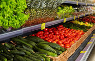 Azerbaijan's fruit, vegetable exports drop by 20pct