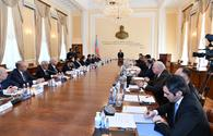 Operational Headquarters holds meeting on special quarantine regime in Azerbaijan