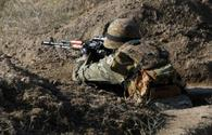 Another provocation of Armenian Armed Forces suppressed: Azerbaijan's State Border Service