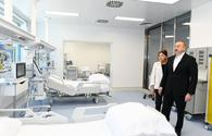 "Azerbaijan opens new hospital for coronavirus patients <span class=""color_red"">[PHOTO]</span>"