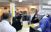 Death toll from coronavirus up in Iran