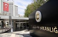 Turkey says so-called election in Karabakh is attempt to legitimize occupation