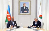 "Azerbaijan's State Oil Company, Equinor sign co-op agreement <span class=""color_red"">[PHOTO]</span>"