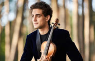 "Azerbaijani violinist stuns music lovers <span class=""color_red"">[VIDEO]</span>"
