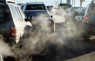 Harmful emissions from cars down in Azerbaijan